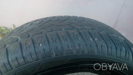 Зимняя шина 195/65 R15 DUNLOP SP Winter SPORT 3D,  1 шт. Очень мягенькая. Протек. Киев, Киевская область. фото 1