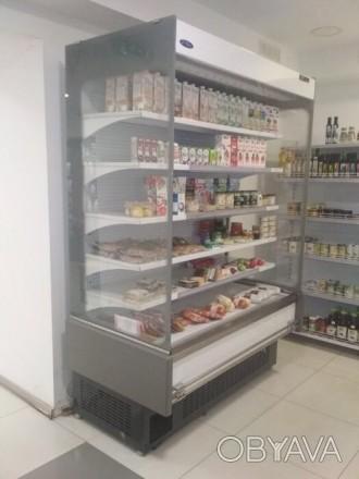 холодильный регал Технохолод б/у
