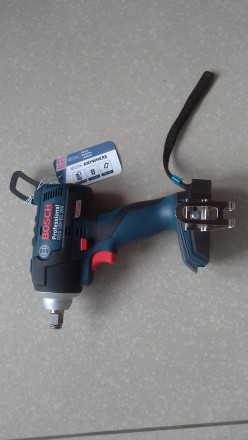 Продам гайковерт Bosch gbs 18v professional новый (тушка, цена без аккумулятора . Днепр, Днепропетровская область. фото 7