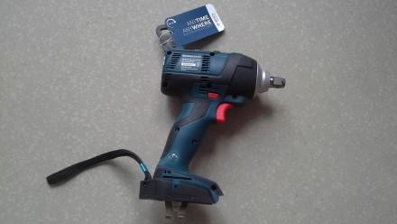 Продам гайковерт Bosch gbs 18v professional новый (тушка, цена без аккумулятора . Днепр, Днепропетровская область. фото 5