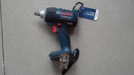 Продам гайковерт Bosch gbs 18v professional новый (тушка, цена без аккумулятора . Днепр, Днепропетровская область. фото 3