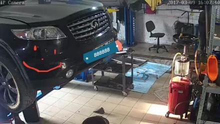 Ремонт автомобилей INFINITI СТО