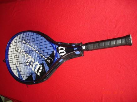 Ракетка для большого тениса Wilson Enforser. Черкассы. фото 1