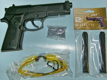 Пистолет Beretta Elite II. Новый. Не сделал ни единого выстрела. Не заряжался. Б. Чернигов, Черниговская область. фото 3