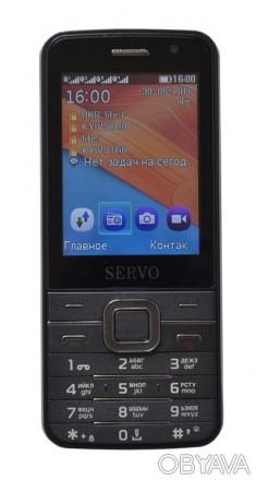 4 sim SERVO 9500 (4 sim, рус.клавиатура) + подарок