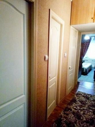 Центр за Автостанцией. 3х комнатная 72 м2. Общий двор на 4 квартиры. Комнаты сме. Центр, Херсон, Херсонская область. фото 3