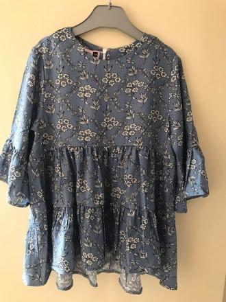 """Блуза літня """"Тиша"""" ТМ Suzie,арт 62013. Блуза відшита із легкої бавовняної тканин. Винница, Винницкая область. фото 2"""