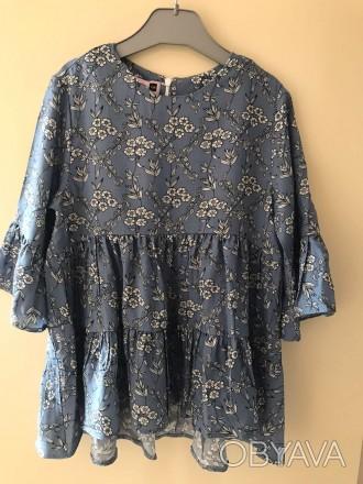 """Блуза літня """"Тиша"""" ТМ Suzie,арт 62013. Блуза відшита із легкої бавовняної тканин. Винница, Винницкая область. фото 1"""