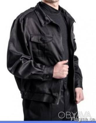 Костюм охранника Гретта, черный для охраны форма, опт