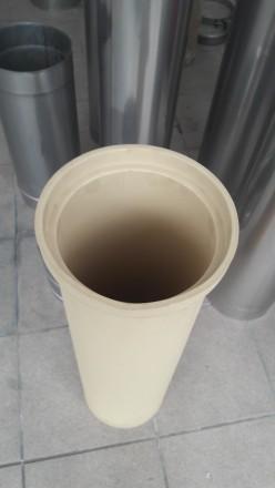 Топка Дымоходы из нержавейки от производителя   Поставляем керамические дымохо. Львов, Львовская область. фото 6