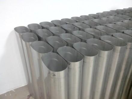 Топка Дымоходы из нержавейки от производителя   Поставляем керамические дымохо. Львов, Львовская область. фото 4