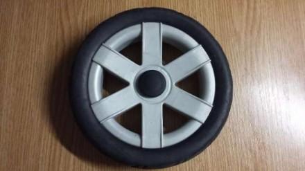 Состояние колес на фото,колеса в отличном состоянии.Цена указана за одно колесо.. Киев, Киевская область. фото 4