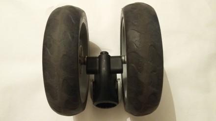 Chicco Multiway передние и задние блоки на детскую коляску.Запчасти. Киев. фото 1