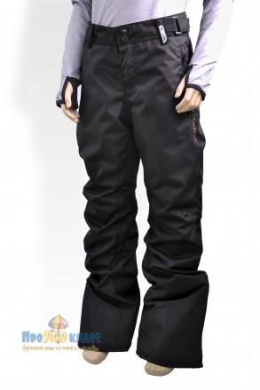 Лыжные брюки. Brunotti. Оригинал. Рост 152 см.. Днепр. фото 1