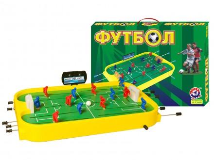 Настольная игра футбол технок. Лозовая. фото 1
