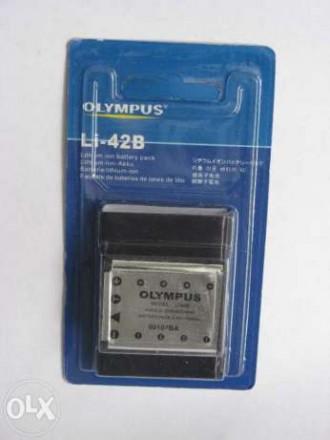 Аккумуляторы для фотокамер OLYMPUS. Запорожье. фото 1
