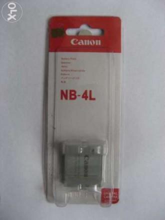 Аккумуляторы для фотокамер Canon. Запорожье. фото 1