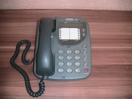 Телефон Casio 1040. Днепр. фото 1
