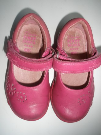 Туфли Clarks 3,5р около 12,5см. Чернигов. фото 1