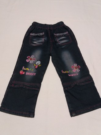 Джинсы и джинсовые пиджачки для девочки. Кривой Рог. фото 1