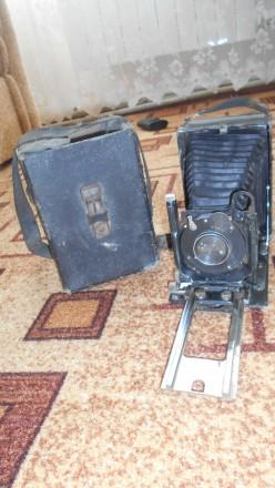 Фотоаппарат «Фотокор – 1» ( антиквариат). Київ. фото 1