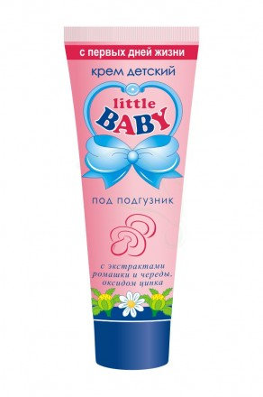 Крем детский «Little Baby» под подгузник. Харьков. фото 1