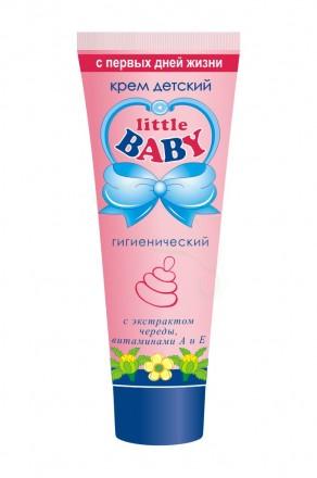 Крем детский Little Baby» гигиенический. Харьков. фото 1