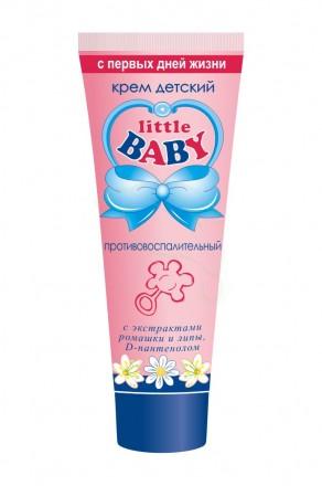 Крем детский Little Baby» противовоспалительный. Харьков. фото 1