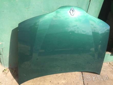 Б/у капот Renault Laguna 2, 7751471641, цвет NV926, Рено Лагуна 2. Кропивницький, Кировоградская область. фото 1