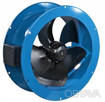 Осевой вентилятор Вентс ВКФ 4Е 300