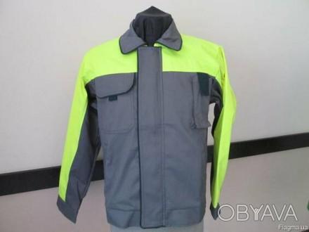 Демисезонная рабочая куртка, форма, спецодежда