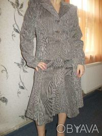 элегантный лёгкий костюм р. 48. Чернигов. фото 1
