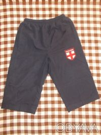 Продам штаны на полного мальчика 5-6 лет 1. Чёрные, рост 140. Очень плотные, не. Чернигов, Черниговская область. фото 4