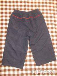 Продам штаны на полного мальчика 5-6 лет 1. Чёрные, рост 140. Очень плотные, не. Чернигов, Черниговская область. фото 3