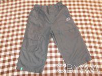 Продам штаны на полного мальчика 5-6 лет 1. Чёрные, рост 140. Очень плотные, не. Чернигов, Черниговская область. фото 5