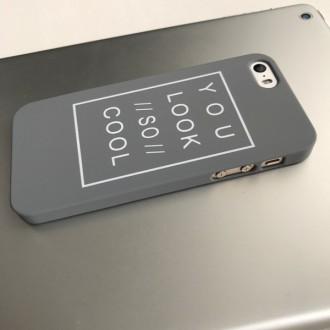 Тонкая пластиковая накладка , с приятным матовым покрытием Soft Touch для iPhone. Днепр, Днепропетровская область. фото 4