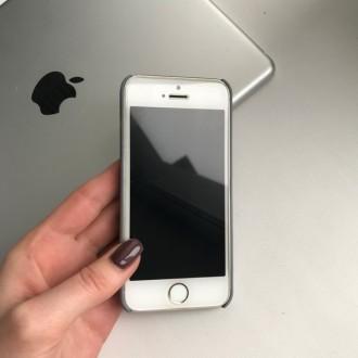 Тонкая пластиковая накладка , с приятным матовым покрытием Soft Touch для iPhone. Днепр, Днепропетровская область. фото 3