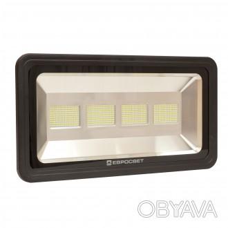 Прожектор светодиодный 400W 36000lm 6400K IP65 EVRO LIGHT EV-400-01 SanAn Цвет . Киев, Киевская область. фото 1