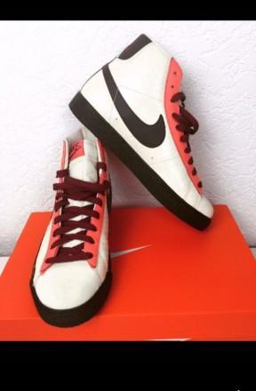 Крутые и модные кроссовки Nike привезённые из-за границы. Киев. фото 1