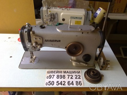 Швейная машина,машинка Минерва/Minerva 72520-101 класс. Сложный зиг-заг