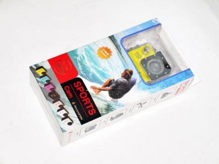 Спортивная Action Camera Full HD A7  Action Camera Full HD A7 с возможностью съ. Днепр, Днепропетровская область. фото 10