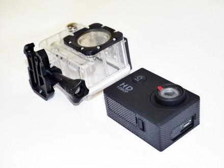 Спортивная Action Camera Full HD A7  Action Camera Full HD A7 с возможностью съ. Днепр, Днепропетровская область. фото 7