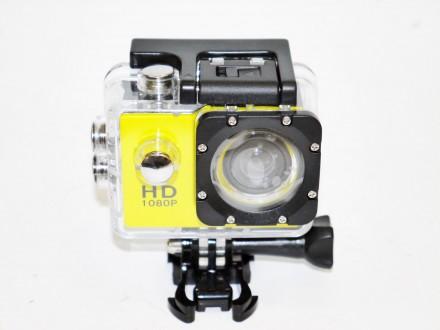 Спортивная Action Camera Full HD A7  Action Camera Full HD A7 с возможностью съ. Днепр, Днепропетровская область. фото 11
