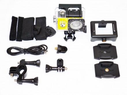 Спортивная Action Camera Full HD A7  Action Camera Full HD A7 с возможностью съ. Днепр, Днепропетровская область. фото 4