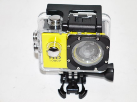 Спортивная Action Camera Full HD A7  Action Camera Full HD A7 с возможностью съ. Днепр, Днепропетровская область. фото 3