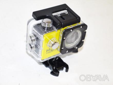 Спортивная Action Camera Full HD A7  Action Camera Full HD A7 с возможностью съ. Днепр, Днепропетровская область. фото 1