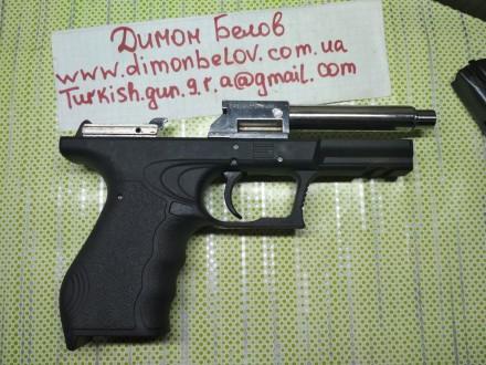 Предлагаю Вашему внимаю стартовые пистолеты с возможностью чистки ствола. Фотогр. Киев, Киевская область. фото 6