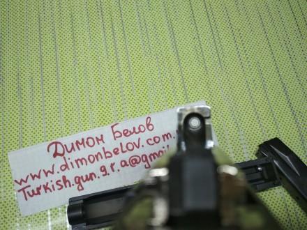 Предлагаю Вашему внимаю стартовые пистолеты с возможностью чистки ствола. Фотогр. Киев, Киевская область. фото 8
