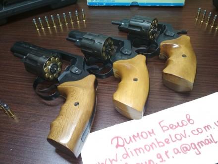Изготовлю почти любой револьвер под заказ,дудки гладкие и нарезные,барабан не ба. Киев, Киевская область. фото 10