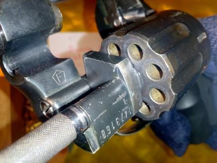 Изготовлю почти любой револьвер под заказ,дудки гладкие и нарезные,барабан не ба. Киев, Киевская область. фото 12